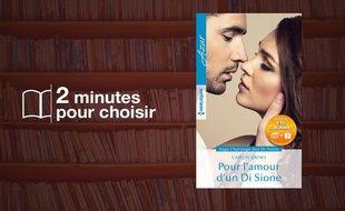 «Pour l'amour d'un Di Sione» par Caitlin Crews chez Harlequin (160 p., 4,40€).