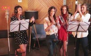 Les iss France nordistes enregistrent la chanson «Mademoiselle from Armentières».