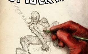 Les candidats du concours Jeunes Talents de dessin comics 2018 devaient plancher sur le thème de Spider-Man