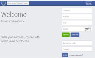 Un nouveau site, clone de Facebook, est apparu sur le web nord-coréen.