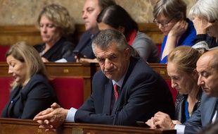 Le député Jean Lassalle.