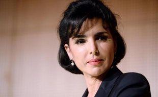 L'ancienne garde des Sceaux UMP, Rachida Dati, le 17 avril 2013 à Paris
