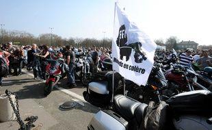 Les motards en colère devraient être nombreux ce dimanche devant le château de Vincennes.