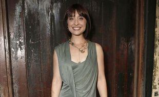 Allison Mack, connue pour son rôle dans Smallville, le 26 juin 2012 à Los Angeles.