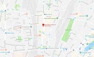 Le «Mamoudou Gassama's Hall of Fame» sur Google Maps.