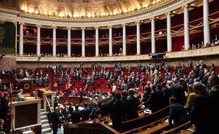 Les députés à l'Assemblée nationale (image d'illustration).