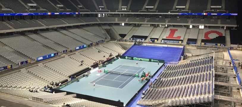 Le satde Pierre Mauroy devrait accueillir sa troisième finale de Coupe Davis en quatre ans