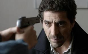 Abdelhafid Metalsi est Chérif, le nouveau flic de France 2.