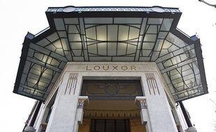 Le Louxor, cinéma néo-égyptien rouvre ses portes jeudi 18 avril 2013.