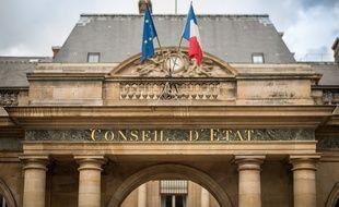 Le Conseil d'Etat, à Paris, le 30 avril 2019.