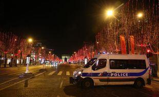 Quatre piétons ont été renversés sur les Champs-Elysées