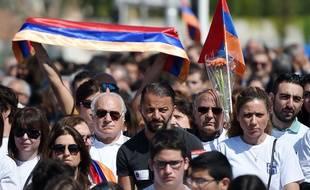 Plusieurs milliers de personnes ont défilé à Marseille.