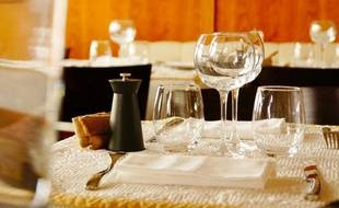Le restaurant La Fourchette, à Avignon.