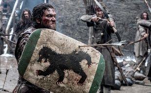 """L'acteur Kit Harington, dans la série """"Game of Thrones""""."""