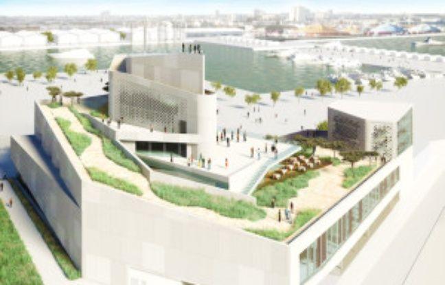 Le projet de musée de la mer et de la marine à Bordeaux