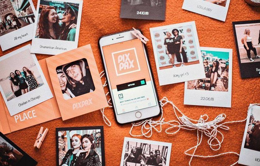 PixPax: On a testé la nouvelle appli de tirages photo gratuits (et sur papier recyclé)