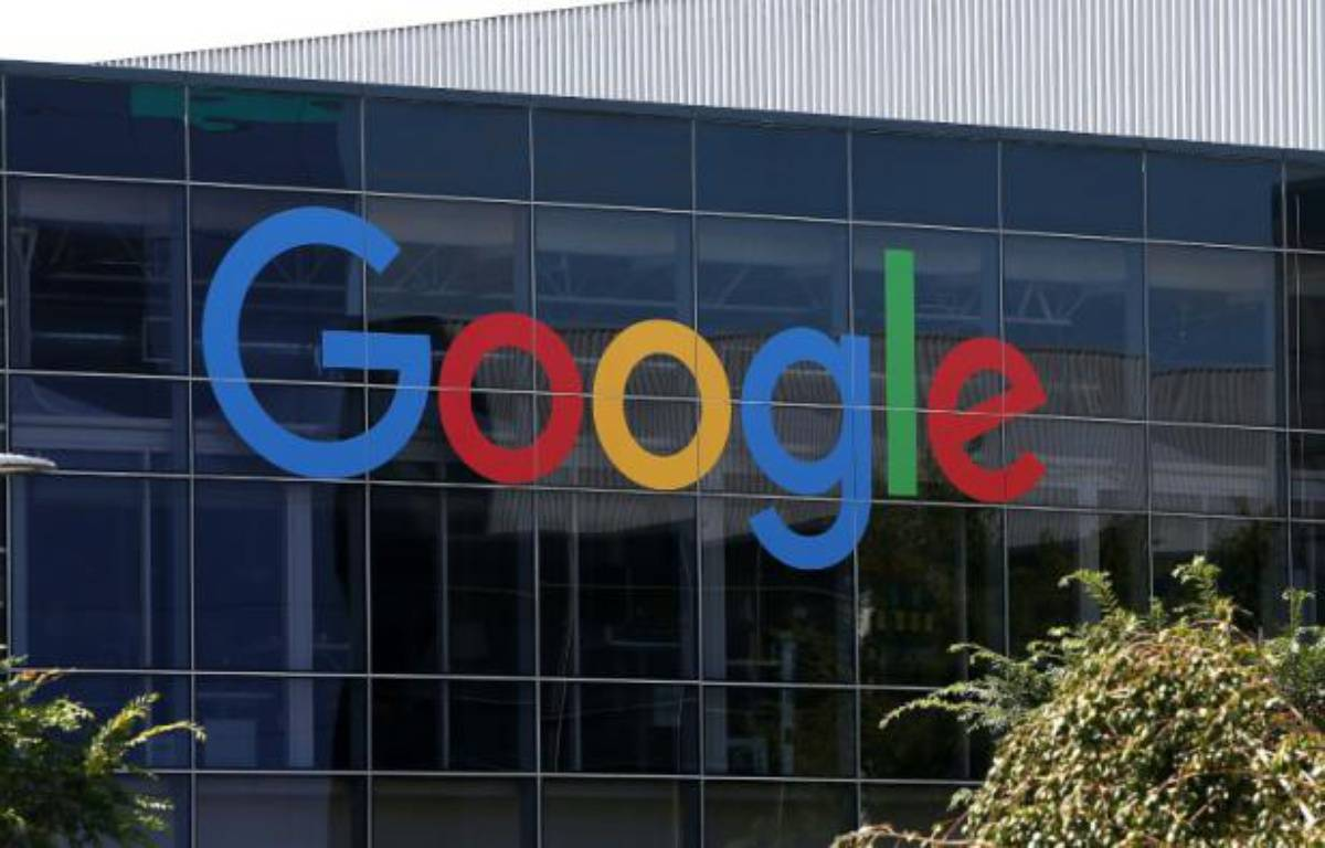 Le logo de Google, le 2 septembre 2015 à Mountain View, en Californie – JUSTIN SULLIVAN Getty