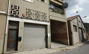 Selon des médias espagnols, l'imam Abdelbaki Es Satty utilisait ce bâtiment de Ripoll, en Catalogne, comme une mosquée.