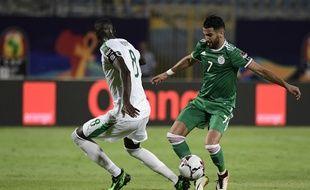 Algérie-Sénégal lors de la CAN 2019.
