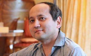 Moukhtar Abliazov, le 15 août 2010.