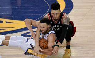 Steph Curry et Danny Green