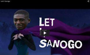 Capture d'écran de Let It Sanogo