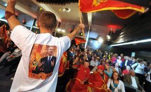 La coalition de centre gauche au pouvoir formée autour du Parti démocratique des socialistes (DPS) de Milo Djukanovic, est arrivée largement en tête des élections législatives de dimanche au Monténégro, et est bien placée pour mener les négociations d'adhésion à l'Union européenne de ce petit pays des Balkans.