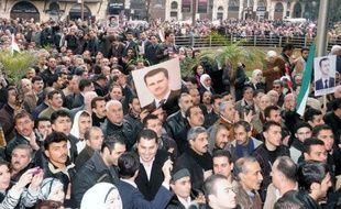 """La Syrie a rejeté mardi tout déploiement de soldats arabes sur son territoire, comme l'a proposé le Qatar pour faire cesser les violences que le président américain Barack Obama a jugé mardi """"inacceptables""""."""