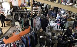 Plus de la moitié des Français sont optimistes pour 2015 même s'ils sont peu à croire à une amélioration de la situation du chômage, selon un sondage