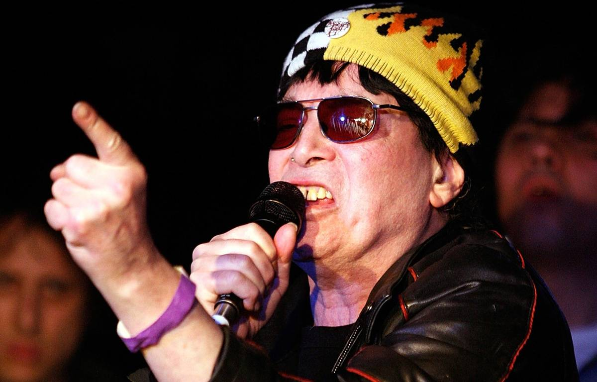 Alan Vega, pionnier du punk, est décédé le samedi 16 juillet 2016 à l'âge de 78 ans. – MATT CARR / GETTY IMAGES NORTH AMERICA / AFP