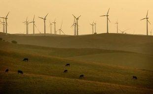 Le groupe espagnol Gamesa, un des leaders mondiaux de fabrication d'éoliennes, a annoncé lundi avoir décroché un nouveau contrat en Chine, profitant de l'essor de cette énergie dans ce pays, qui représente déjà un cinquième de ses ventes.