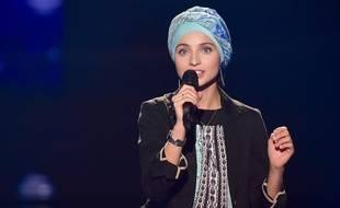 Des propos de Mennel Ibtissem, candidate de «The Voice», font polémique
