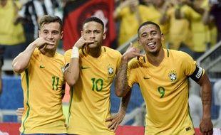 Neymar pense que ses coéquipiers feront partie des stars du Mondial