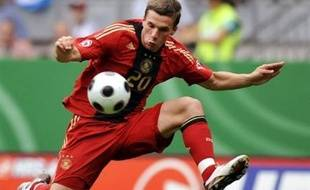 """Les Allemands écourtent affectueusement les noms à rallonge de Podolski (""""Prinz Poldi"""") et Schweinsteiger (""""Schweini"""", sachant que """"Schwein"""" signifie """"porc""""...)."""