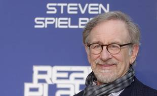 Le réalisateur Steven Spielberg