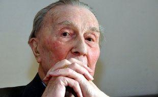 Mgr Leuliet, le plus vieil évêque du monde, s'est éteint à Arras