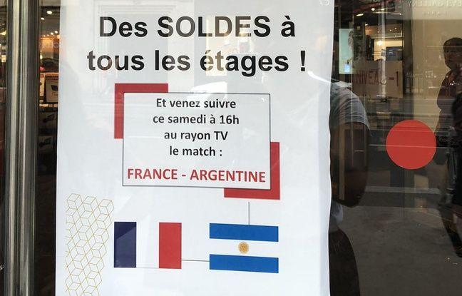 Tenter de ne pas se faire spoiler France-Argentine est d'un compliqué...