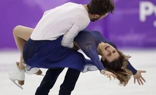 Gabriella Papadakis et Guillaume Cizeron ont remporté la médaille d'argent dans l'épreuve de programme libre de patinage artistique aux JO de Pyeongchang.