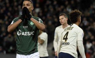 Le dernier match disputé par Kévin Monnet-Paquet remonte au 17 février 2019 contre le PSG, date de sa première rupture d'un ligament croisé du genou gauche.