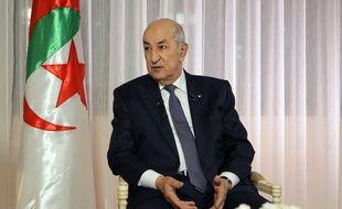 Le président algérien Abdelmadjid Tebboune a contracté le coronavirus
