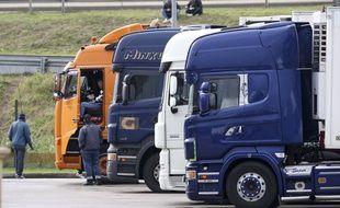 Un camionneur raconte sa lutte contre le trafic d'humains