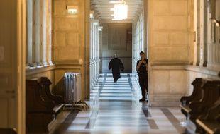 Les couloirs de la cour de Cassation de Paris (image d'illustration).