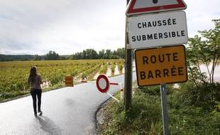 Des inondations dans l'Hérault (illustration)