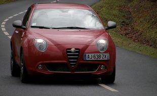 La nouvelle Alfa Romeo MiTo Quadrifoglio Verde