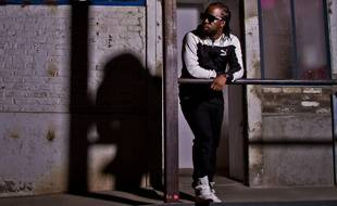Le rappeur Youssoupha
