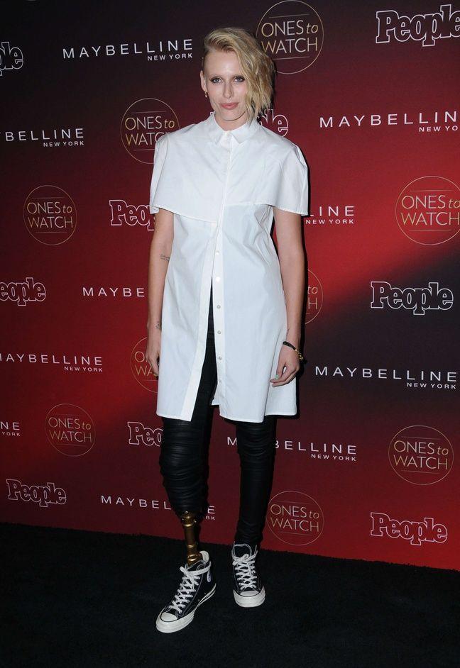 La mannequin Lauren Wasser va perdre sa deuxième jambe.