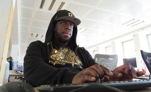 Le rappeur Youssoupha en chat à la rédaction de 20 Minutes, le 19 mai 2015.
