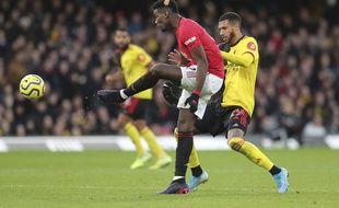 Paul Pogba a rejoué pour la première fois depuis le mois de septembre 2019.