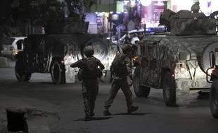 Kaboul a été la cible de plusieurs attentats à la bombe en mai et juin derniers