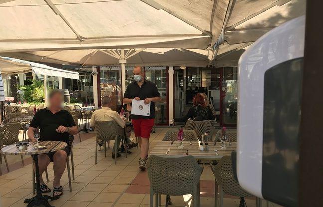 Déconfinement à Montpellier : Sur le port de Carnon, les terrasses des restaurants ont « enfin » rouvert